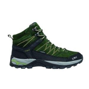 נעלי טיולים סמפ לגברים CMP Rigel mid - ירוק