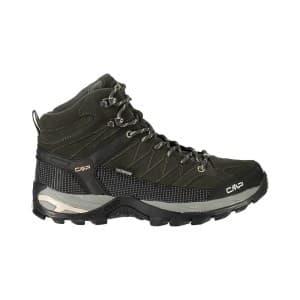 נעלי טיולים סמפ לגברים CMP Rigel mid - שחור/ירוק