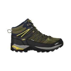 נעלי טיולים סמפ לגברים CMP Rigel mid - כחול/ירוק