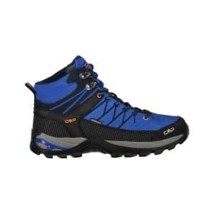 נעלי טיולים סמפ לגברים CMP Rigel mid - כחול/שחור