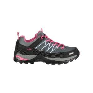 נעלי טיולים סמפ לנשים CMP Rigel low - אפור/ורוד