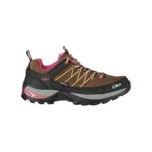נעלי טיולים סמפ לנשים CMP Rigel low - חום