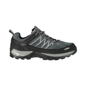 נעלי טיולים סמפ לגברים CMP Rigel low - אפור/שחור