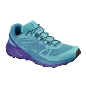 נעליים סלומון לנשים Salomon Sense Ride - סגול/כחול