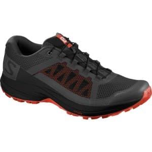 נעליים סלומון לגברים Salomon XA Elevate - שחור/אדום