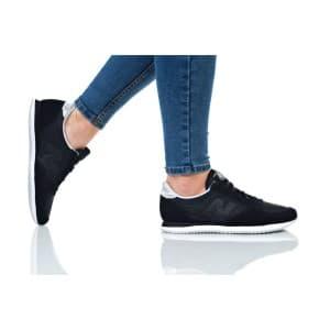 נעלי הליכה ניו באלאנס לנשים New Balance WL220 - שחור/כסף