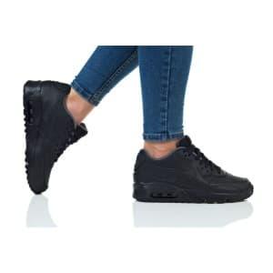 נעלי הליכה נייק לנשים Nike AIR MAX 90 SE LTR - שחור