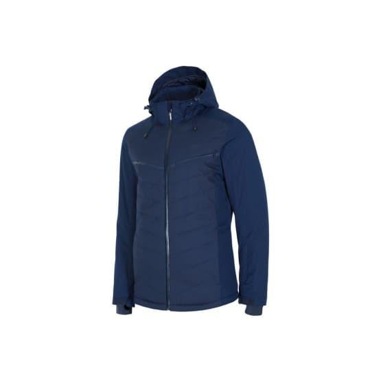 בגדי חורף פור אף לגברים 4F H4Z18 - כחול