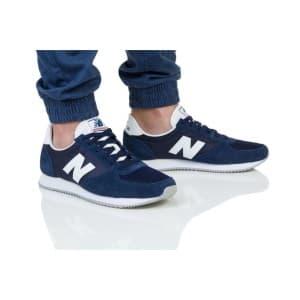 נעליים ניו באלאנס לגברים New Balance U220 - כחול/לבן