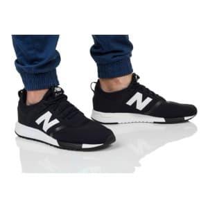 נעלי הליכה ניו באלאנס לגברים New Balance MRL247 - שחור/לבן