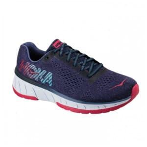 נעליים הוקה לנשים Hoka One One Cavu - כחול כהה/ורוד