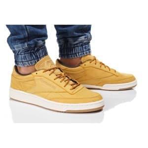 נעלי הליכה ריבוק לגברים Reebok CLUB C 85 WP - חרדל