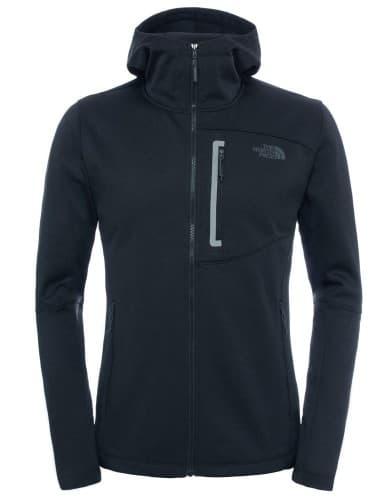 בגדי חורף דה נורת פיס לגברים The North Face Canyonlands - שחור