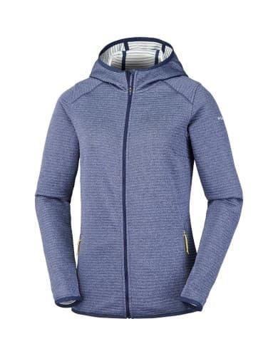 בגדי חורף קולומביה לנשים Columbia Cabanon Creek - אפור/כחול