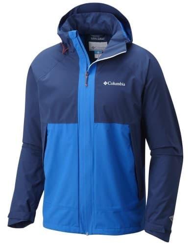 בגדי חורף קולומביה לגברים Columbia Evolution Valle - כחול