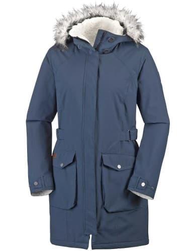 בגדי חורף קולומביה לנשים Columbia Grandeur Peak - כחול