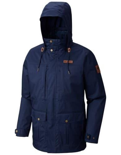 בגדי חורף קולומביה לגברים Columbia Horizons Pine Interchange - כחול