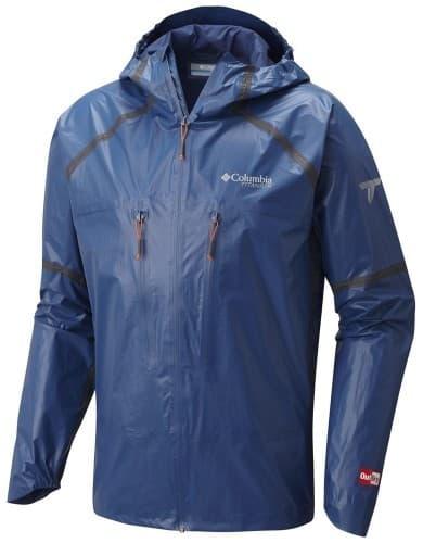 בגדי חורף קולומביה לגברים Columbia Outdry EX - כחול