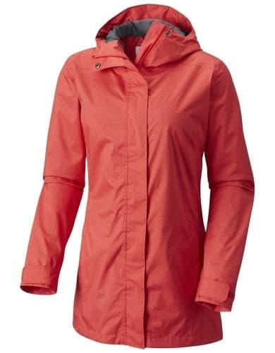 בגדי חורף קולומביה לנשים Columbia Splash A - אדום
