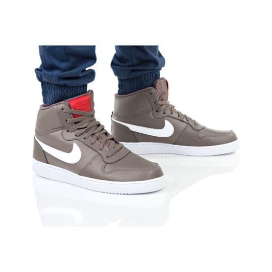 נעלי הליכה נייק לגברים Nike EBERNON MID - בז'