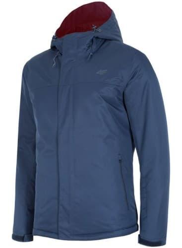 בגדי חורף פור אף לגברים 4F KUMN001 - כחול