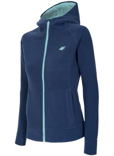 בגדי חורף פור אף לנשים 4F PLD003 - כחול