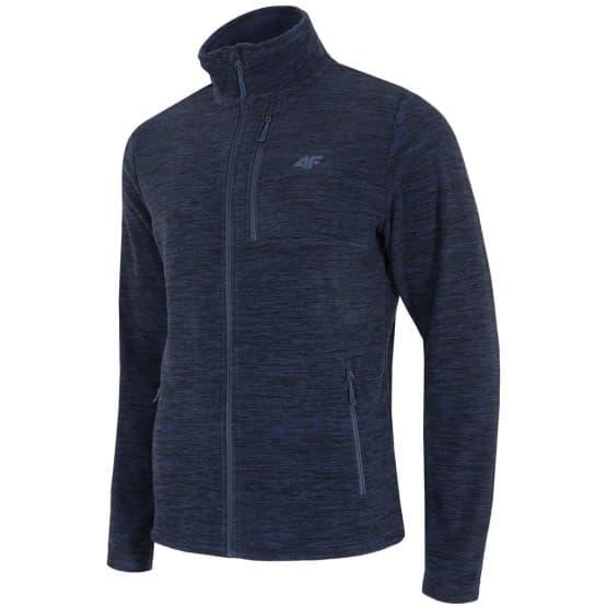 בגדי חורף פור אף לגברים 4F PLM001 - כחול