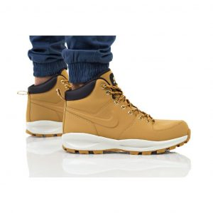 נעלי טיולים נייק לגברים Nike MANOA LEATHER - חום