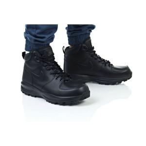 נעלי טיולים נייק לגברים Nike MANOA LEATHER - שחור