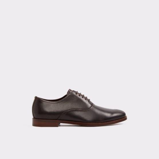 נעליים אלגנטיות אלדו לגברים ALDO Niravia - חום כהה
