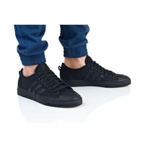 נעליים Adidas Originals לגברים Adidas Originals NIZZA - שחור מלא