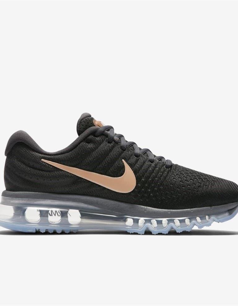 נעליים נייק לנשים Nike Air Max 2017 - שחור/ורוד