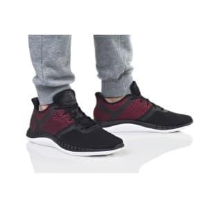 נעליים ריבוק לגברים Reebok PRINT RUN NEXT - שחור/אדום