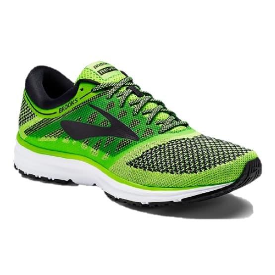 נעליים ברוקס לגברים Brooks Revel - ירוק