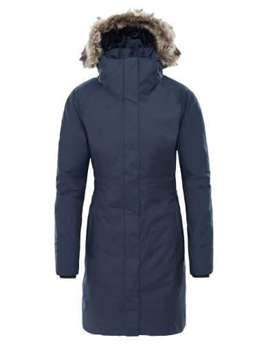 בגדי חורף דה נורת פיס לנשים The North Face Arctic Parka - כחול