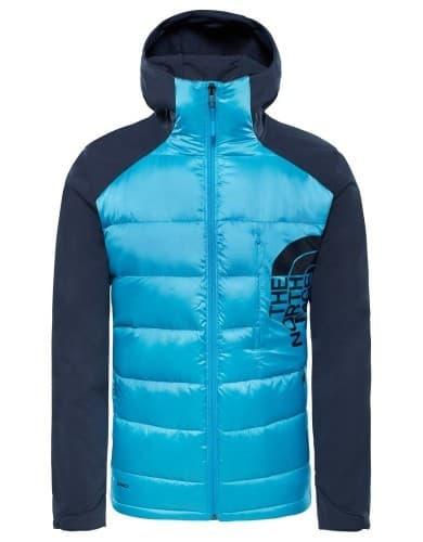 בגדי חורף דה נורת פיס לגברים The North Face Peak Frontier - כחול