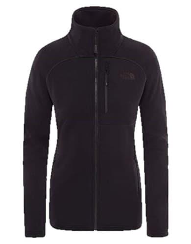 בגדי חורף דה נורת פיס לנשים The North Face Pwrstrtch FZ - שחור
