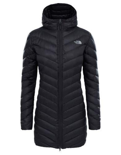 בגדי חורף דה נורת פיס לנשים The North Face Trevail Parka - שחור