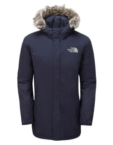 בגדי חורף דה נורת פיס לגברים The North Face Zaneck - כחול