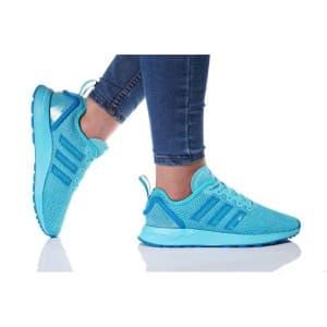 נעלי הליכה Adidas Originals לנשים Adidas Originals ZX FLUX ADV K - תכלת