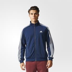 בגדי חורף אדידס לגברים Adidas Essentials Track - כחול