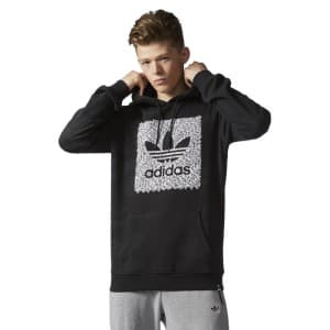 ביגוד Adidas Originals לגברים Adidas Originals Word Camo Blackbird - שחור