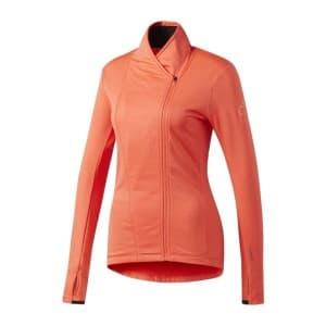 בגדי חורף אדידס לנשים Adidas Performance Supernova Climaheat Wrap - אפרסק