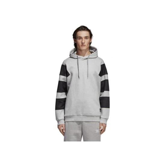 ביגוד אדידס לגברים Adidas Eqt - אפור/שחור