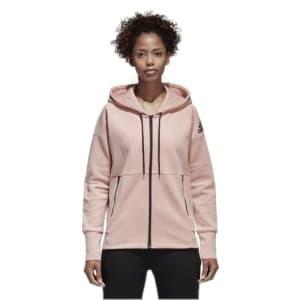 בגדי חורף אדידס לנשים Adidas ID Stadium HD - ורוד