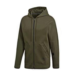בגדי חורף אדידס לגברים Adidas Nmd Pullover Hoodie - ירוק