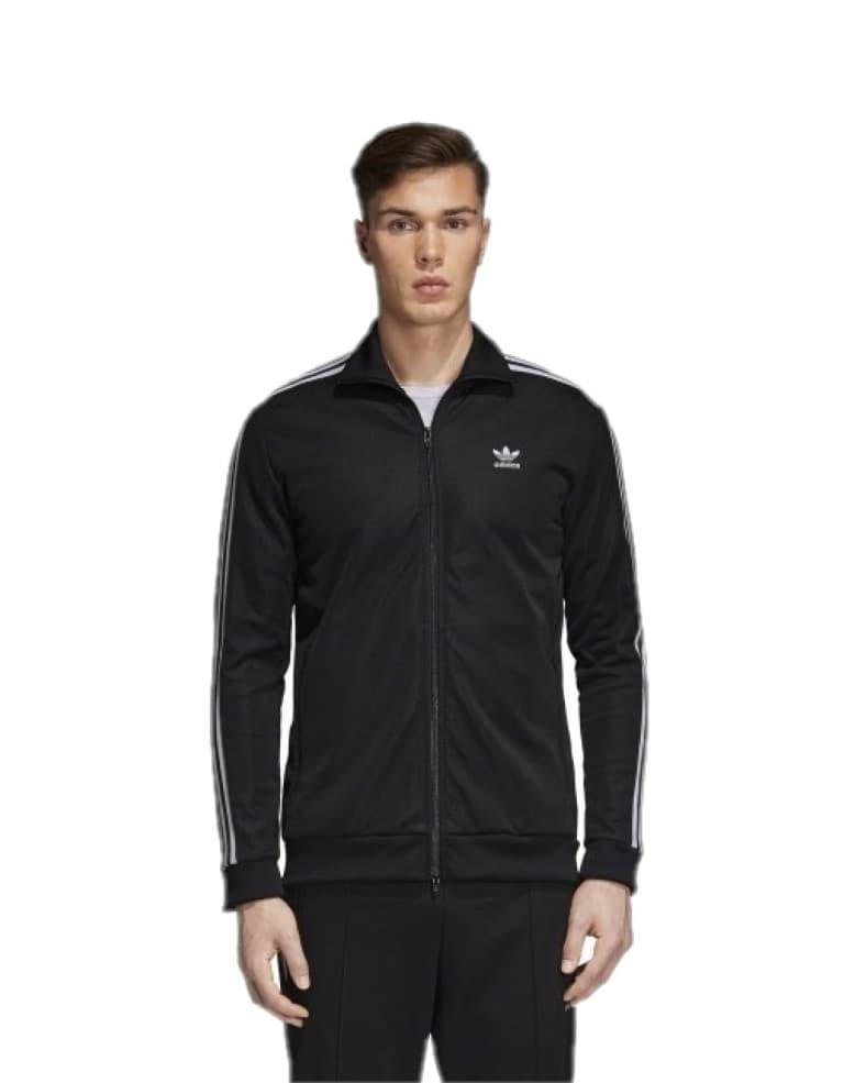 בגדי חורף Adidas Originals לגברים Adidas Originals Beckenbauer - שחור