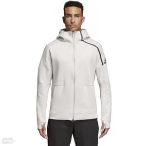 בגדי חורף אדידס לגברים Adidas Zne Hoody 2 - לבן