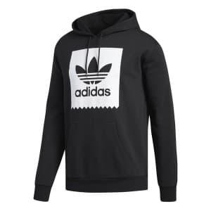 ביגוד Adidas Originals לגברים Adidas Originals Solid BB Hood - שחור