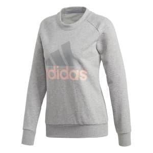 ביגוד אדידס לנשים Adidas Essentials Linear - אפור